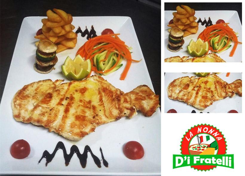 Almuerzos completos y económicos en Ondara